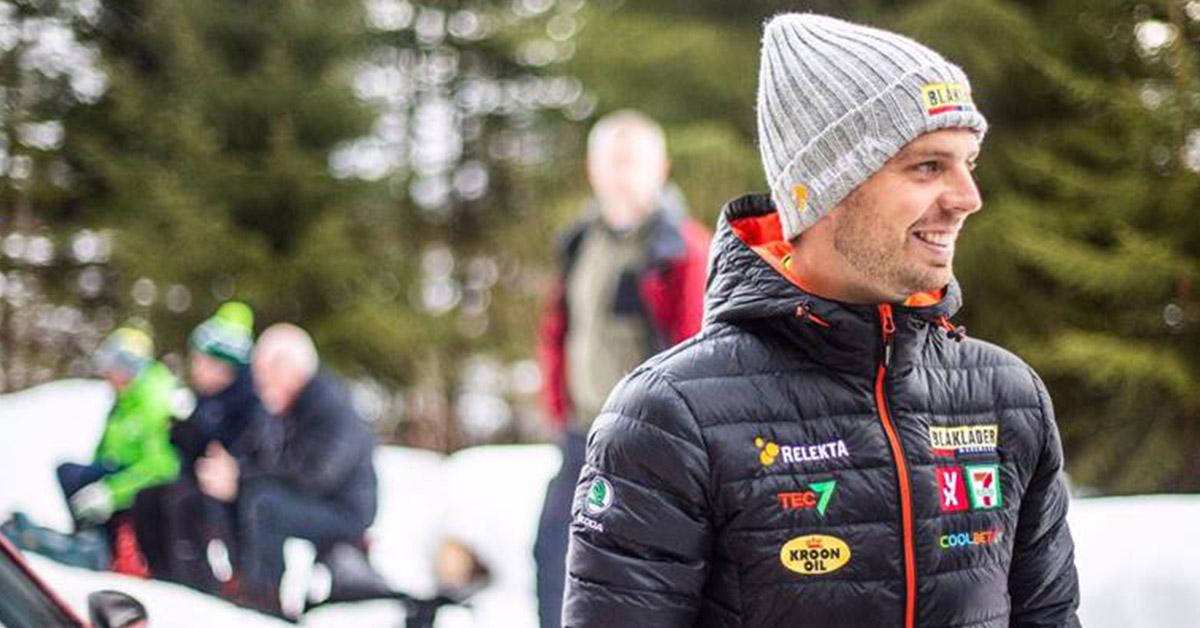 Rally Sweden - 6. plass til Eyvind. Har fortsatt rekorden